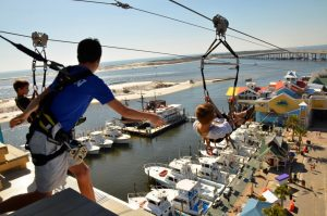 Zipline In Panama City Beach Fl