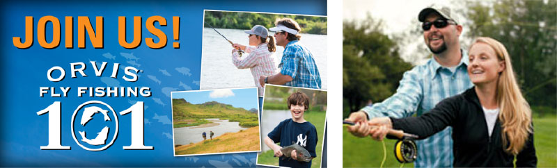 orvis fly fishing lessons