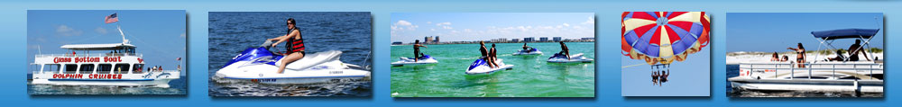 Boogies Watersports in Destin Florida