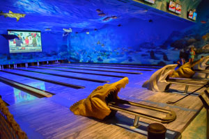 Bowling Activities In Destin Okaloosa Island And Ft